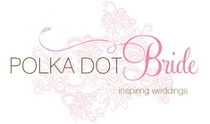 Polka Dot Bride_Anita Stevens Wedding Speechwriter